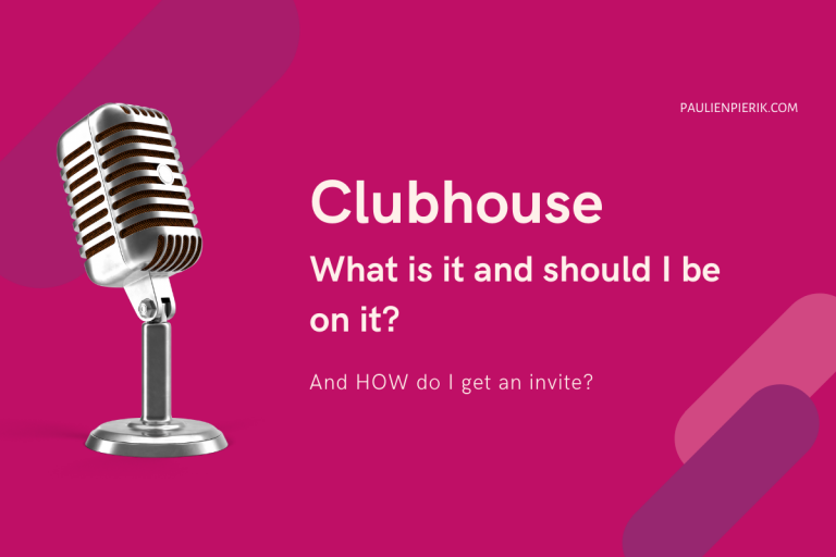 What is Clubhouse? Should I be on Clubhouse as a coach?