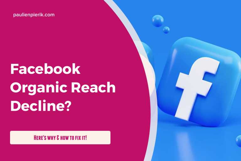 Facebook Organic Reach Decline? Here's why & how to Fix it